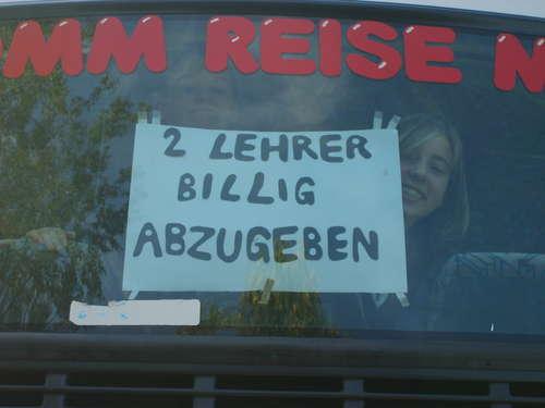 billig klassenfahrt deutschland: